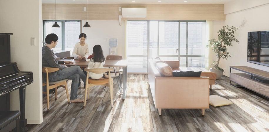 vinyl-flooring-maintenance-free