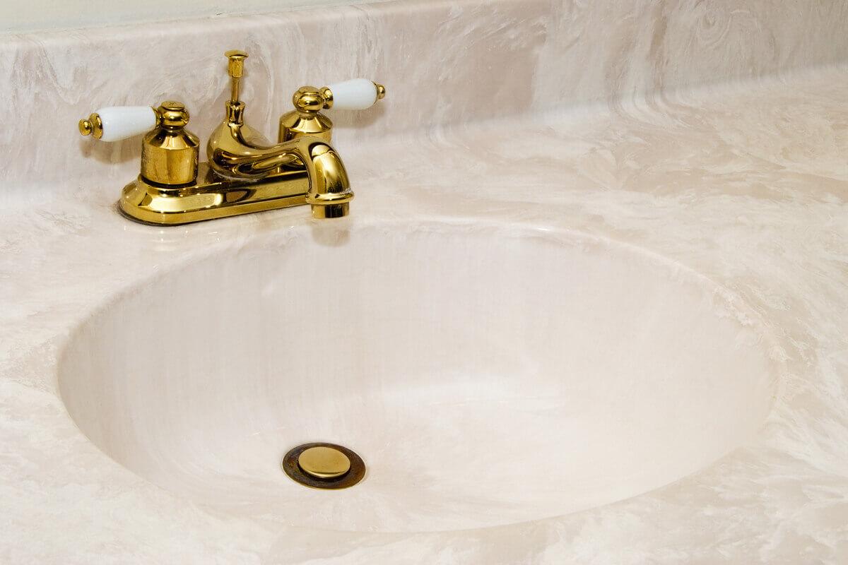 golden-sink