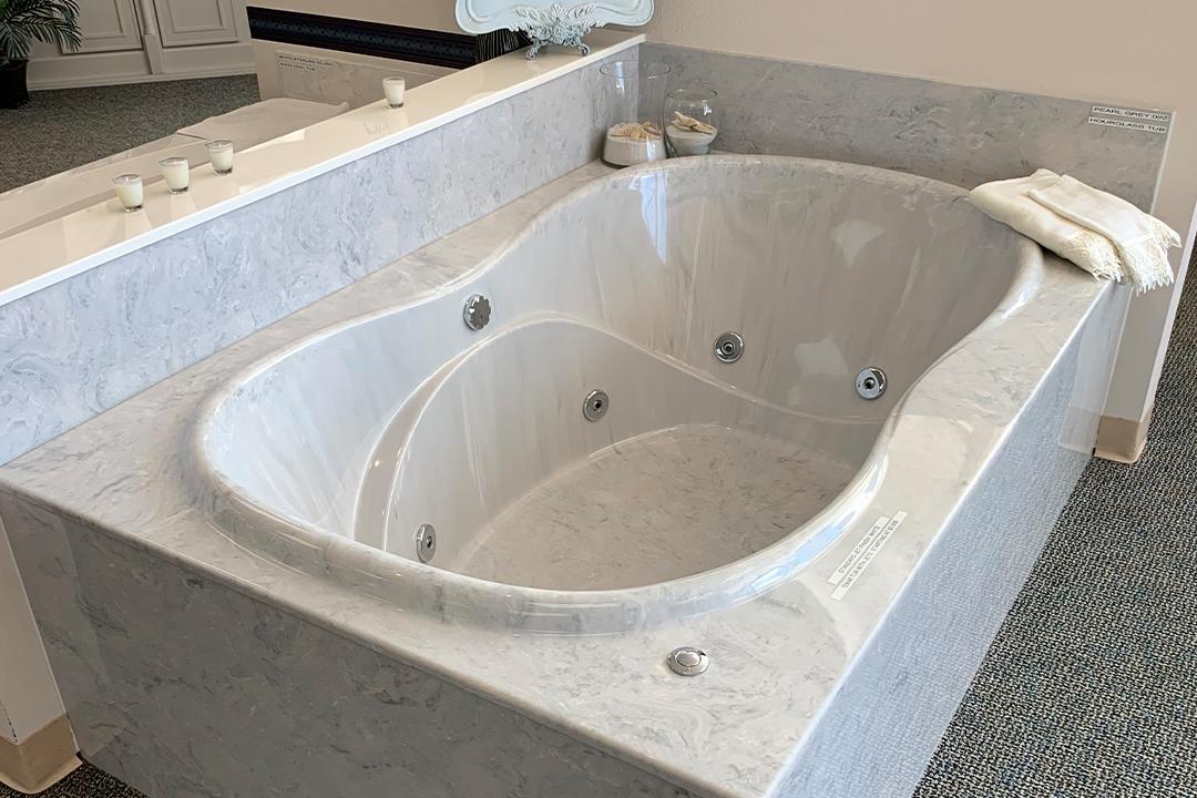 Cultured Marble Kitchen Bath Center