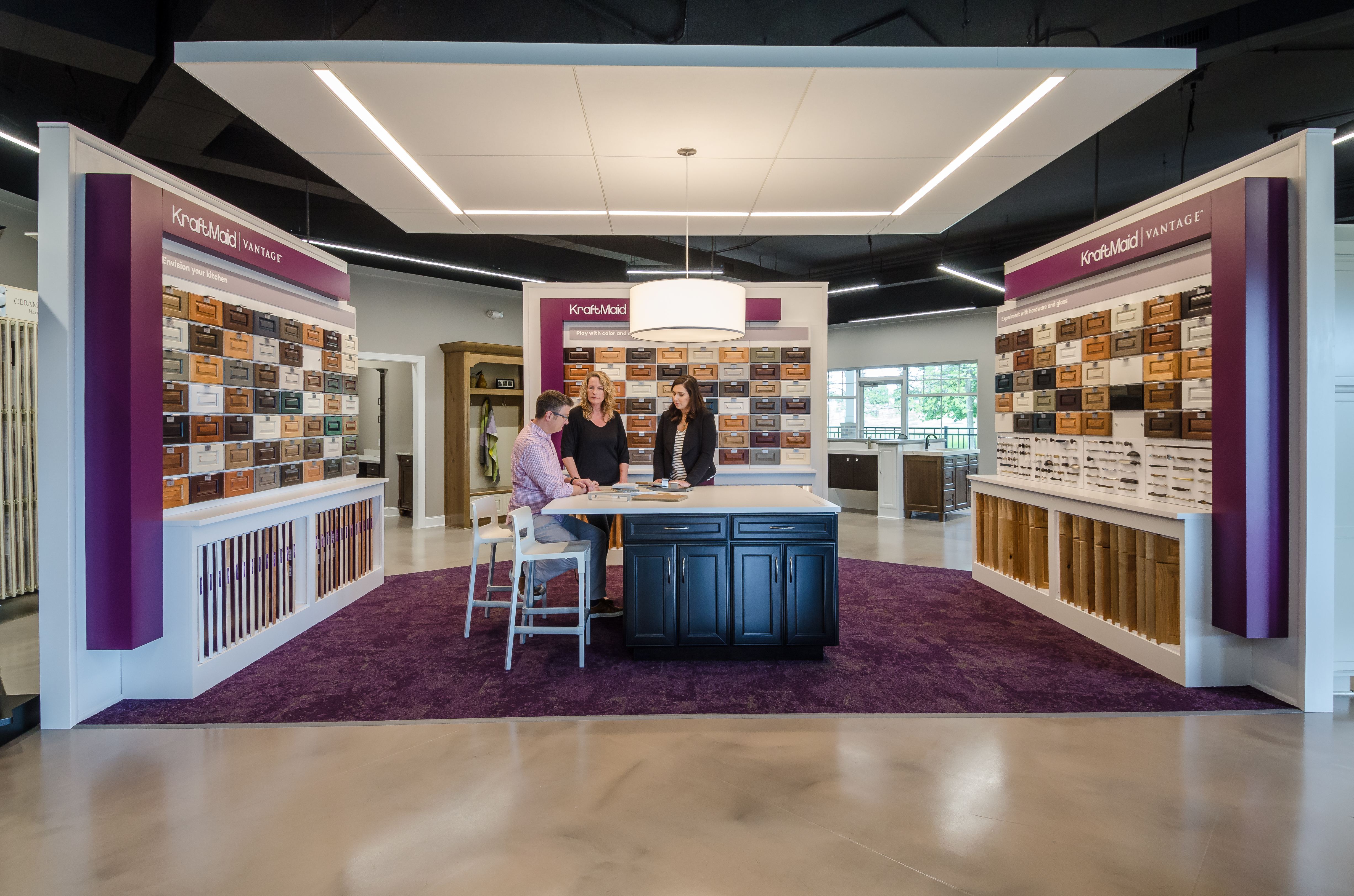 The KraftMaid Vantage® Design Studio | Kitchen & Bath Center