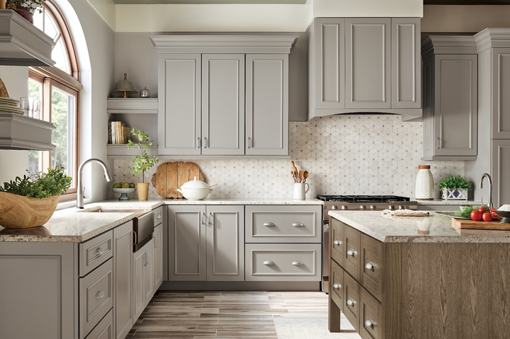 Customize Your Cabinetry: Creating your Kitchen with Kraftmaid™
