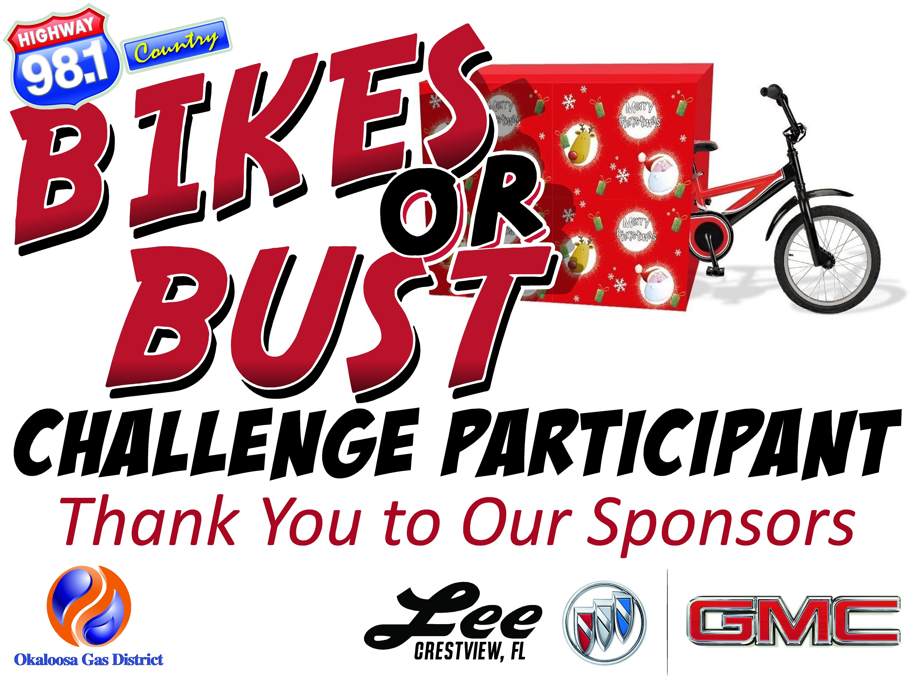bikes or bust 2018