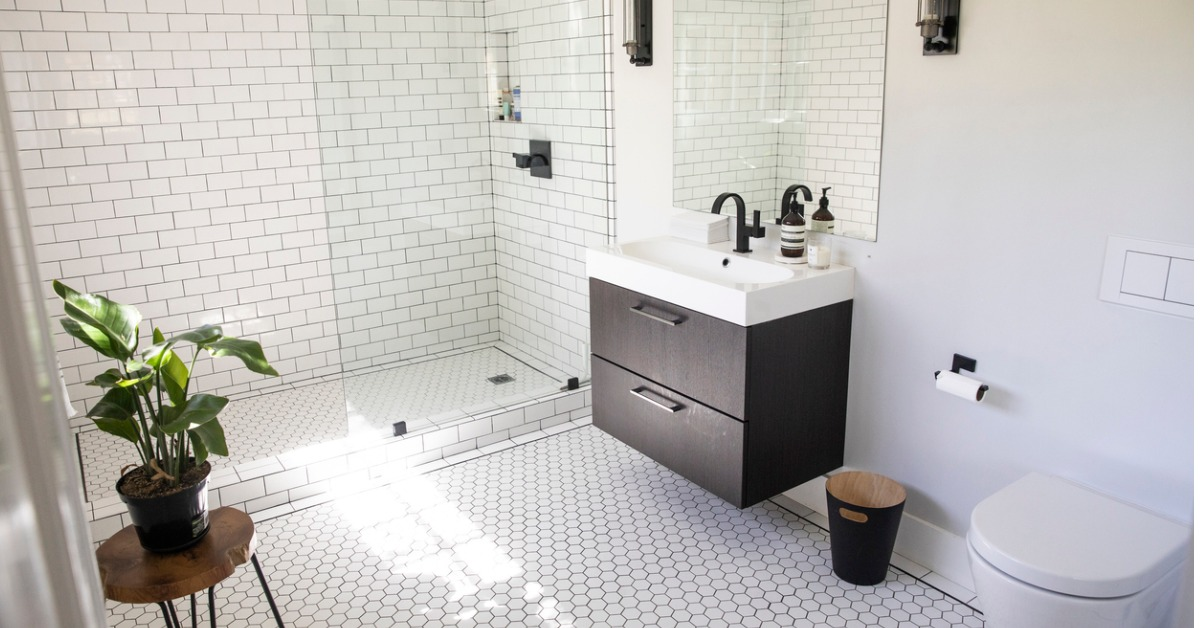 Renovate a Bathroom on a Budget